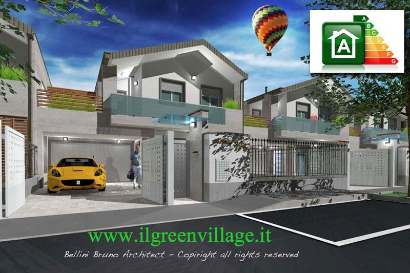 Il GreenVillage di Novate – Pronto al ritiro il Permesso di Costruire