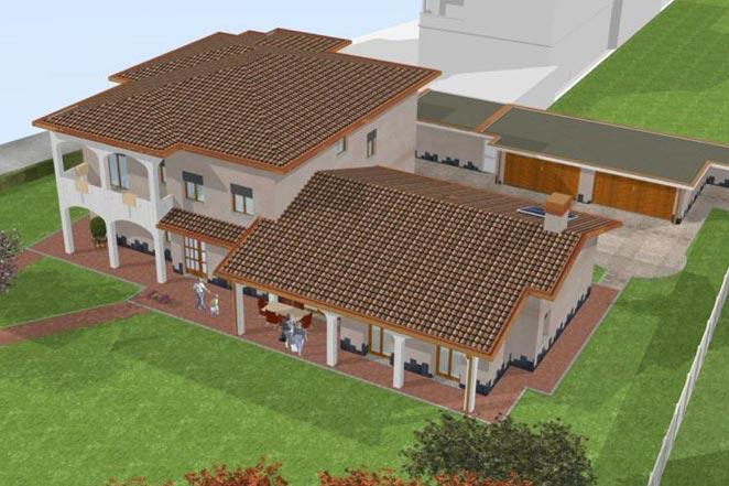 Progetto Vmax – Ampliamento Villa