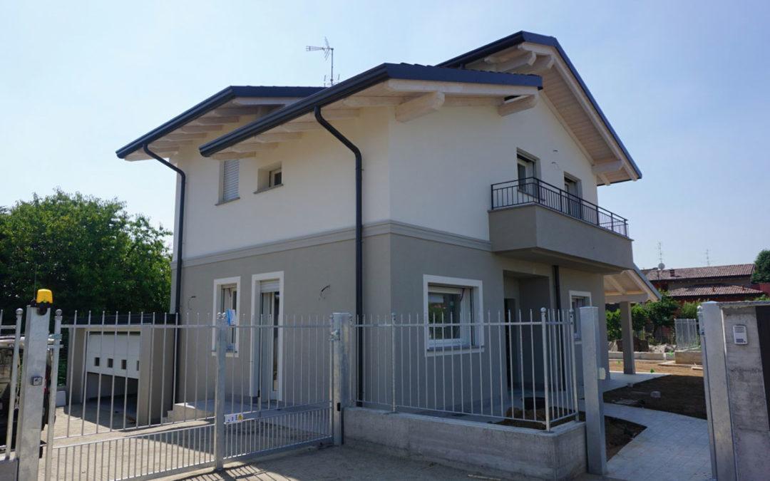 Residenza S.Ambrogio – Terminata la Prima Villa