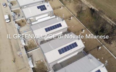 Il GreenVillage – Volo Drone