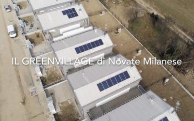 Il GreenVillage – Volo Drone